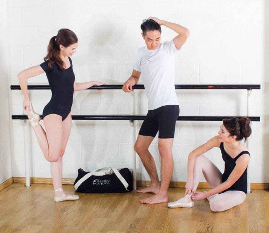 Joffrey Ballet School's New Look