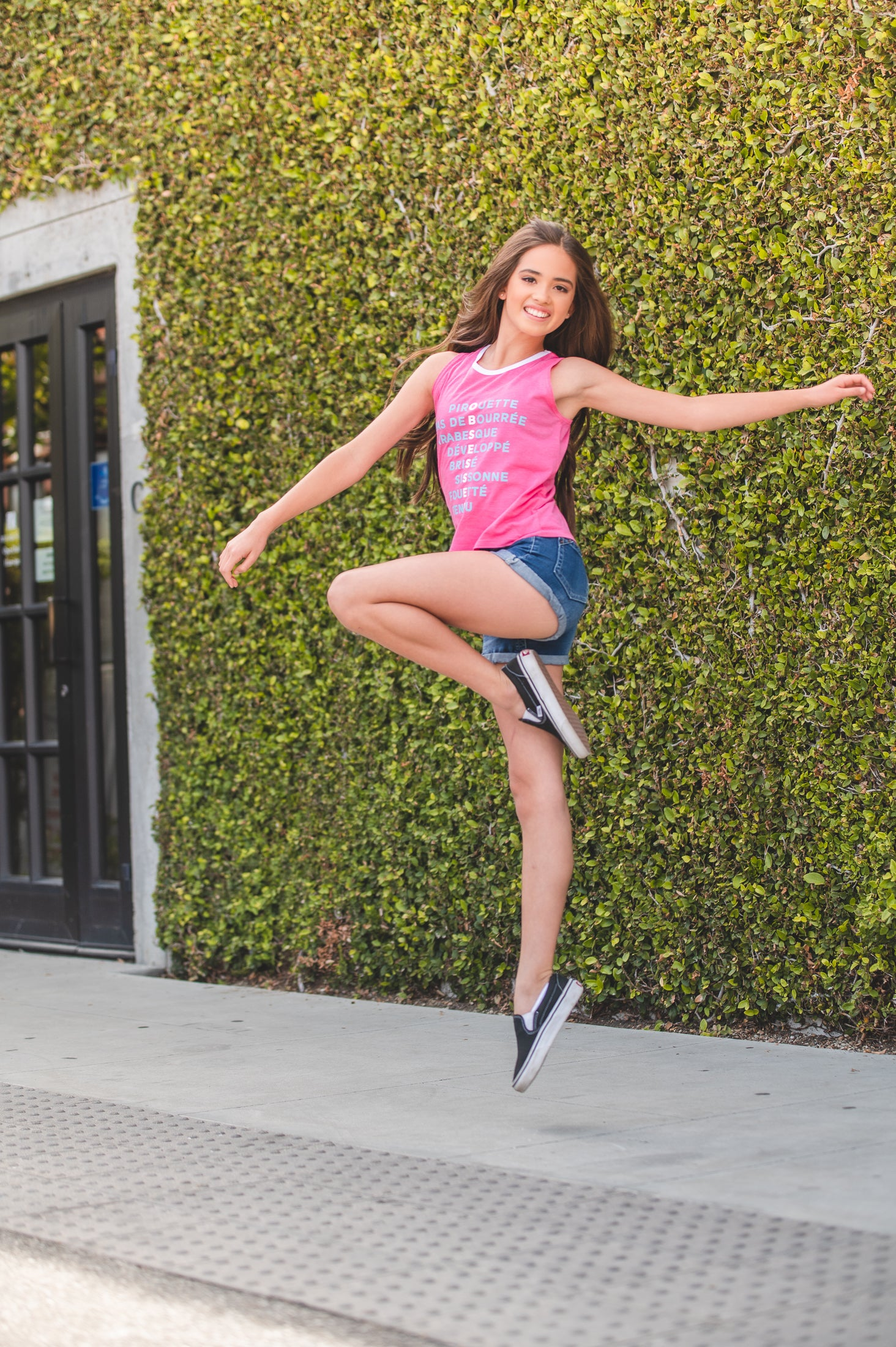 Dance Photo Shoot Tips Jumping Pose