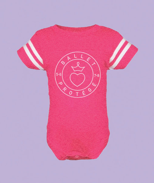 Ballet Protégé sporty onesie for future ballerinas