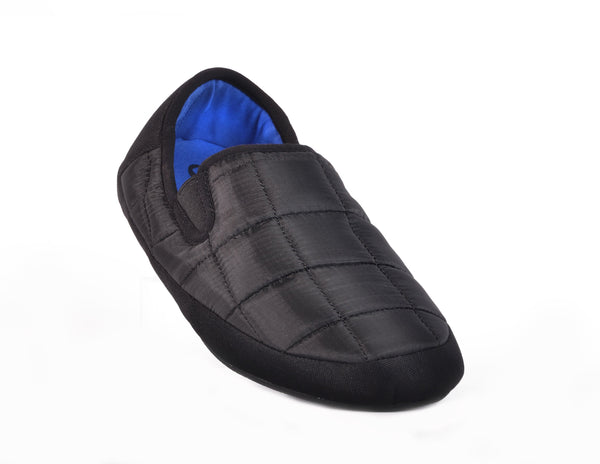 MENS MALMOES BLACK WITH COBALT LINING
