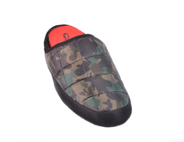 MENS TOKYOES GREEN CAMMO
