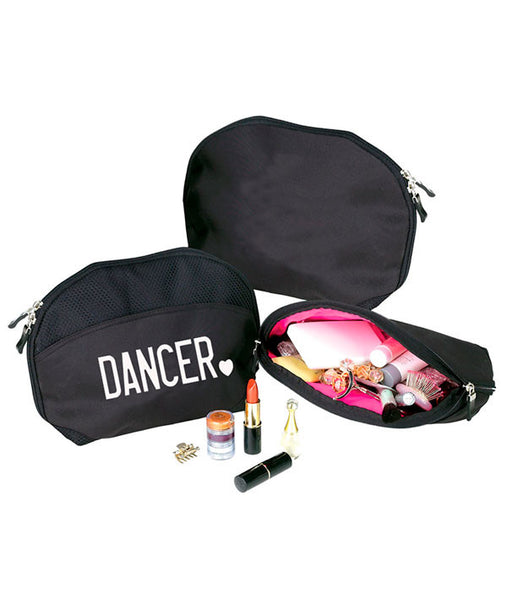 Perfect cosmetic bag for dancers