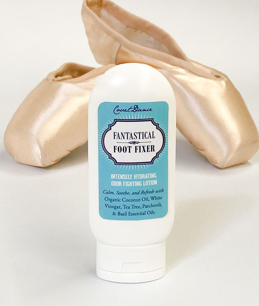 Fantastical Foot Fixer Lotion for Dancers