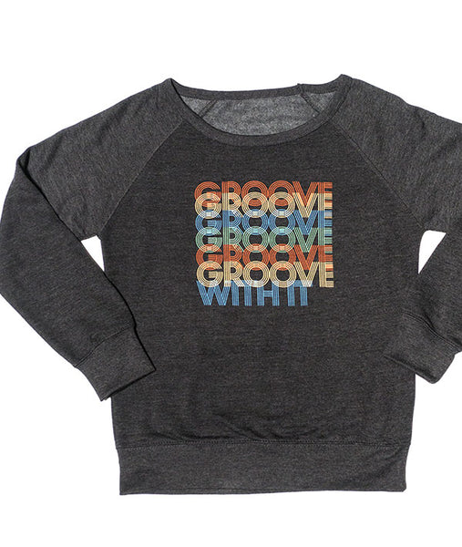 Groove With It Sweatshirt