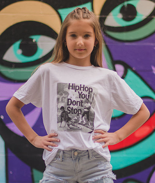 Youth Hip Hop T-shirt