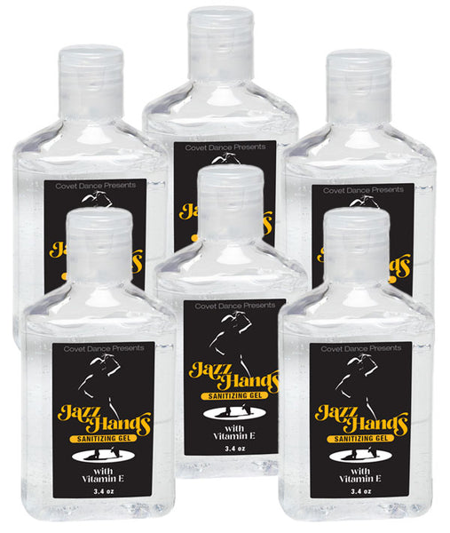 Set of Six Hand Sanitizers