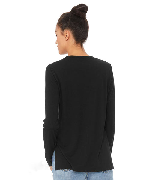Back View Love Joy Dreams Long Sleeve