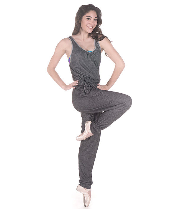 d5b90c1707d Long romper perfect for warmups  Shown reversed ...