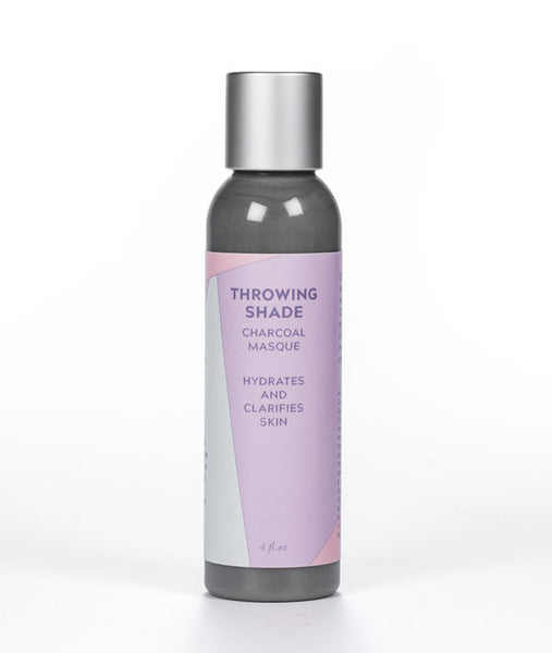 Throwing Shade Charcoal Masque