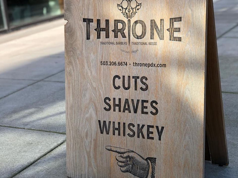 Portland Barbershop Spotlight | Throne Traditional Barbershops
