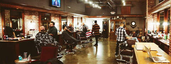 Rockriver | Community Spotlight | Portland Barbershops | Best Barbershops | Throne Traditional Barbershops
