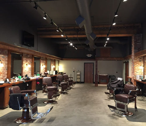 Rockriver - Throne Traditional Barbershop - Portland Oregon - Community Sportlight