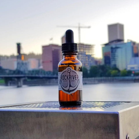 Beard Oil - Oak Aged Vanilla & Tobacco