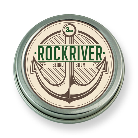 Beard Balm - Cedar and Cypress - Rockriver