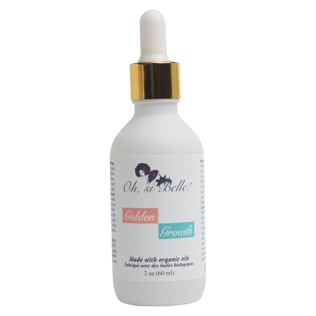 ohsibelle - Golden Growth Oil