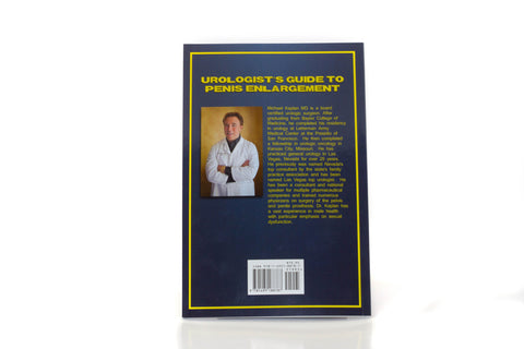 Urologist's Guide to Male  Enlargement Book