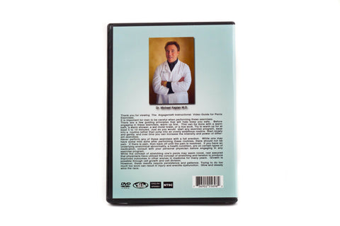 DVD: Urologist's Guide to Male  Enlargement