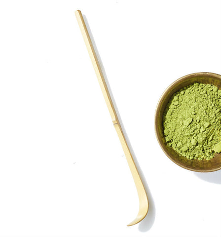 Bamboo Tea Scoop for Matcha