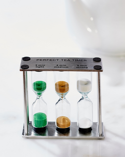 Tea Timer 3 minutes, 4 minutes, and 5 minutes