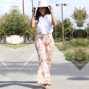Bloom Wide-Leg Pant