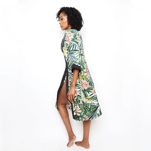 Take Me to the Tropics Kimono