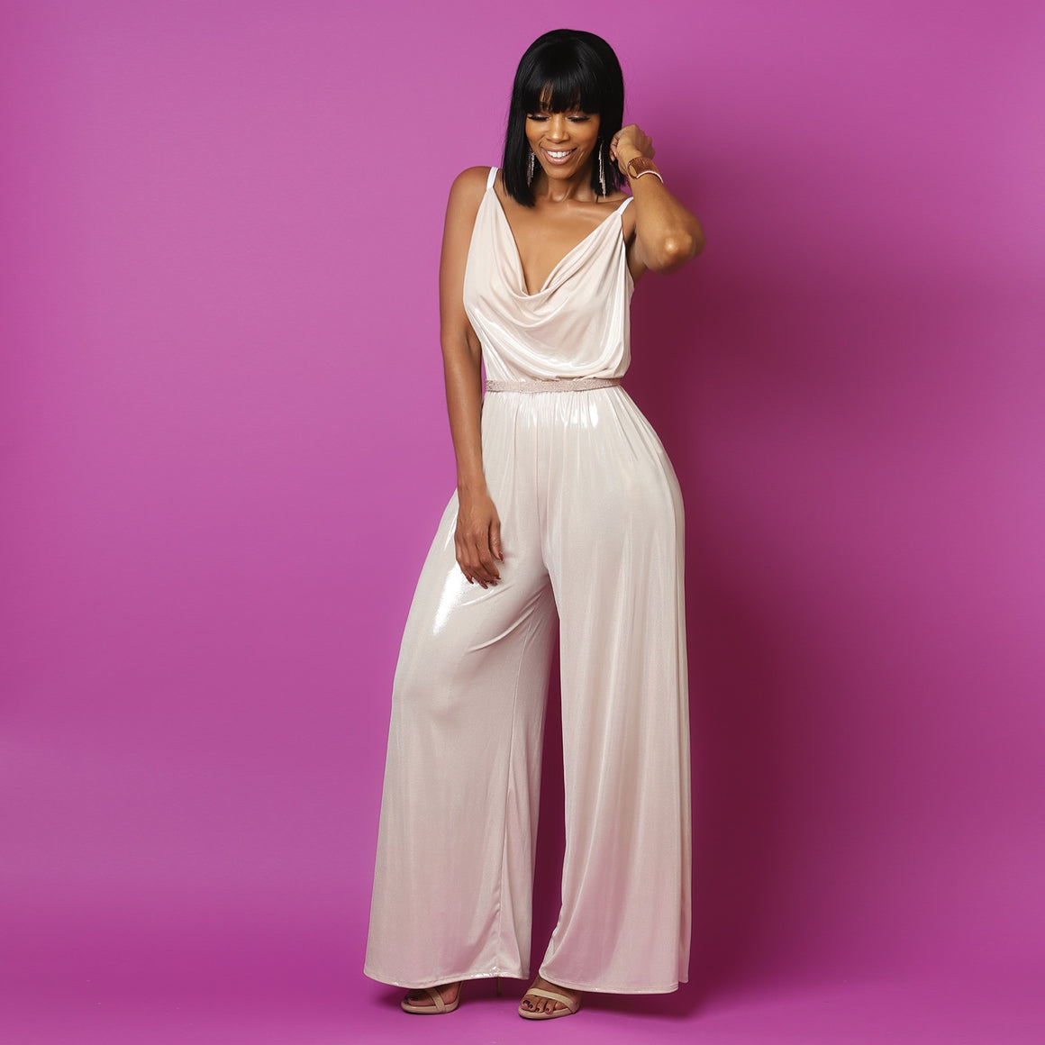The Sweetheart Jumpsuit