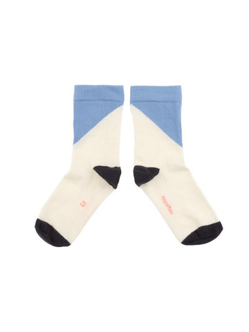 GEOMETRIC MEDIUM SOCKS