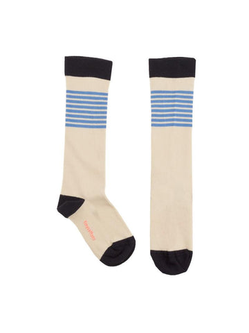 STRIPES HIGH SOCKS