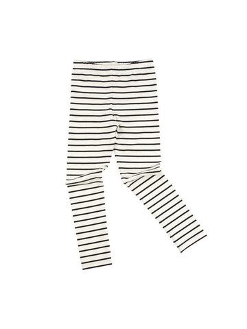 SMALL STRIPES PANT OFF-WHITE/NAVY