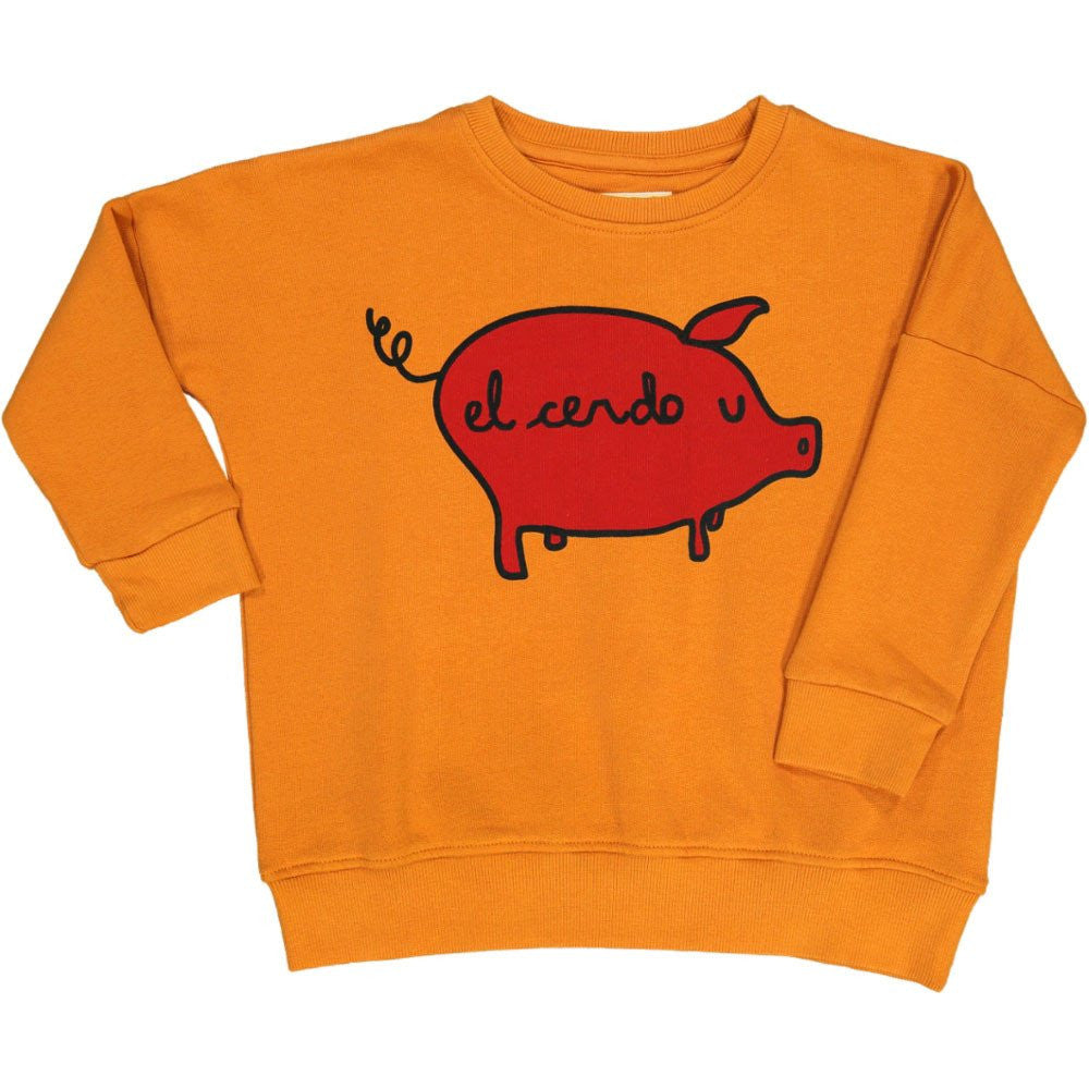 Piggy oversize sweater
