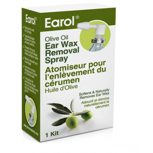 Earol ear wax removal spray 0+
