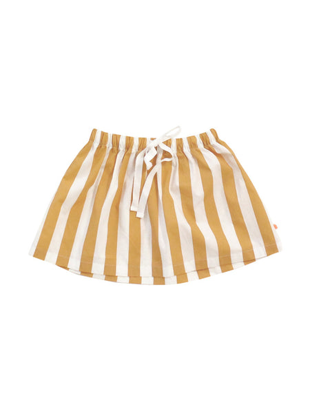stripes woven skirts
