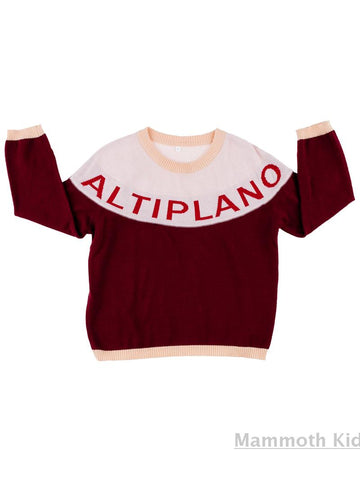 Altiplano Sweater