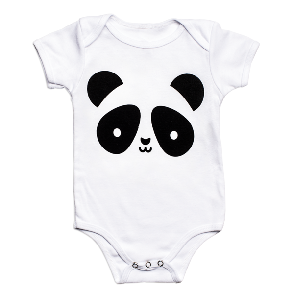 KAWAII PANDA BODYSUIT