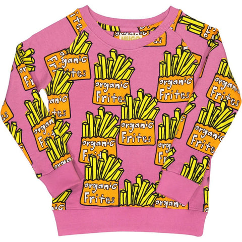 Organic fries sweater
