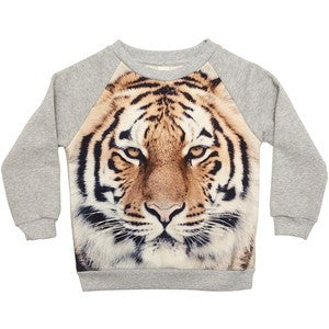 Tigger baby basic sweater