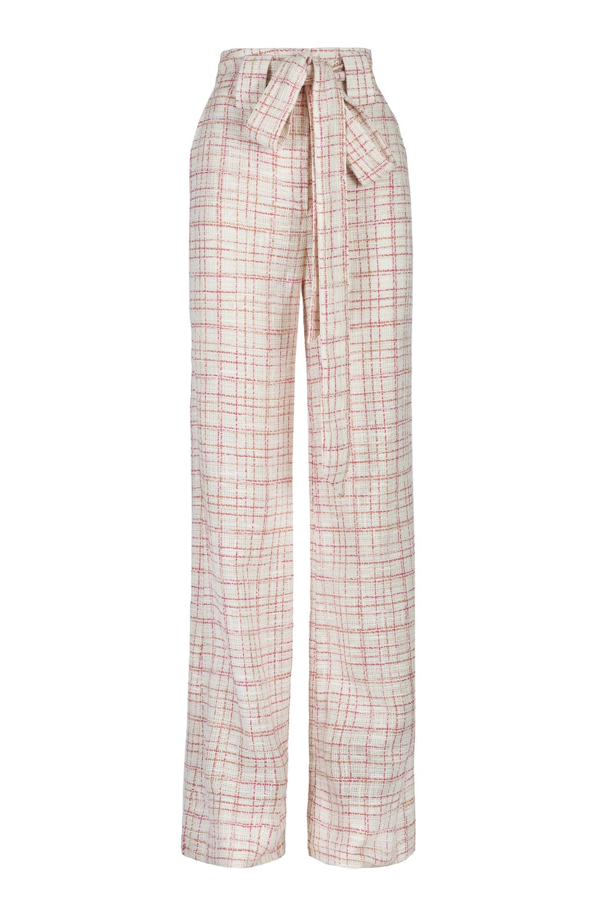 the road of hell pant ivory rose