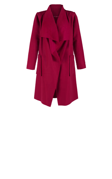 she is love coat cashmere wool