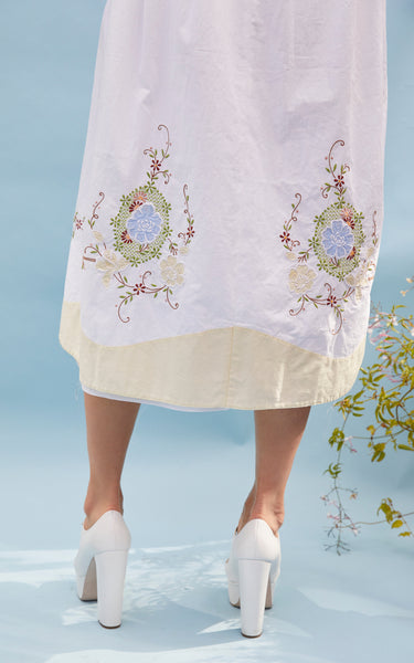 great spirit tunic white dress