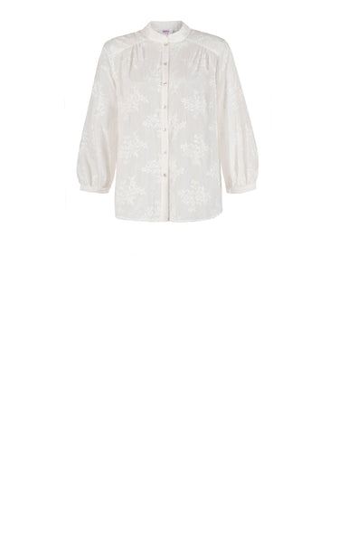 the connection white blouse