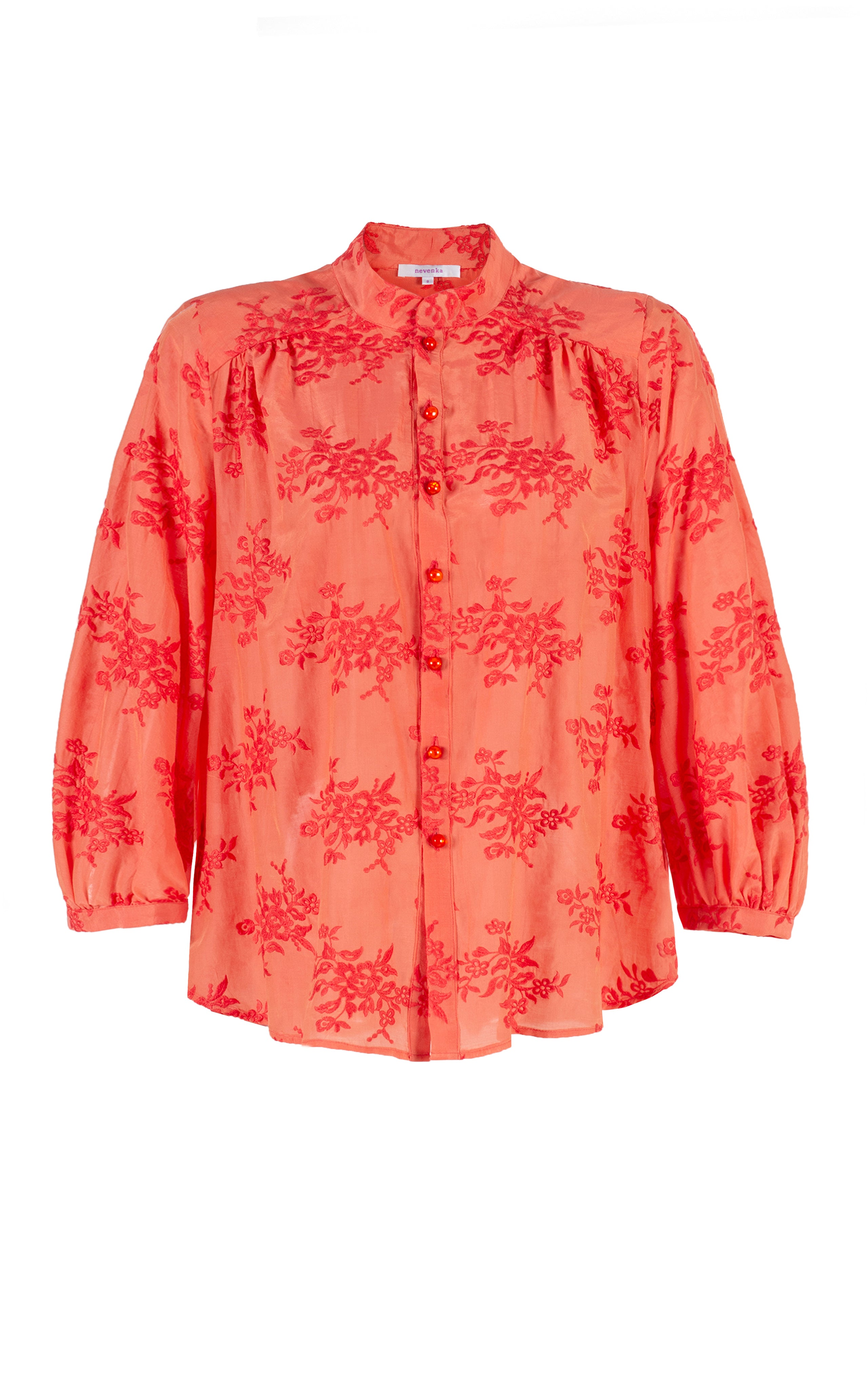 the connection blouse