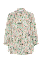 a sensitive soul floral shirt