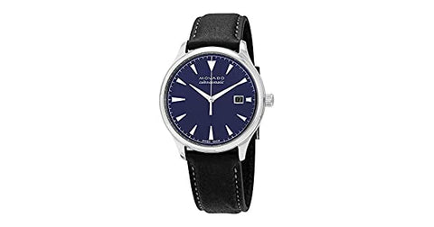 Movado Heritage Automatic Blue Dial Men's Watch 3650054