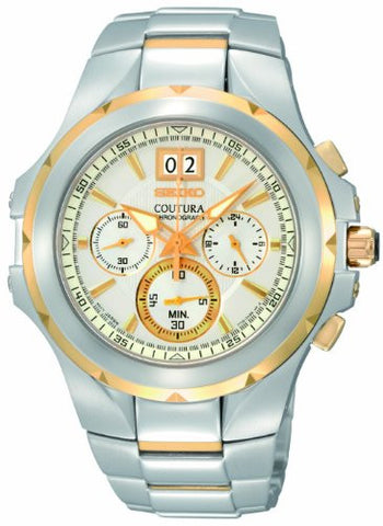 Seiko Men's SPC062 Coutura Watch - Free Shipping -  Promenade Watches