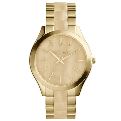 Michael Kors Runway Horn Women's watch MK4285