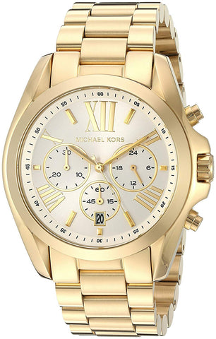 Michael Kors Bradshaw Gold Women's Watch MK6266