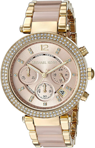 Michael kors Parker Gold-Tone Women's Watch MK6326