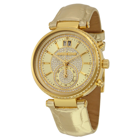 Michael Kors Women's Sawyer Watch MK2444 - Free Shipping -  Promenade Watches