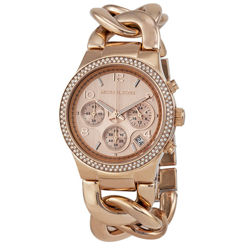 Michael Kors Women's MK3247 Runway Watch - Free Shipping -  Promenade Watches