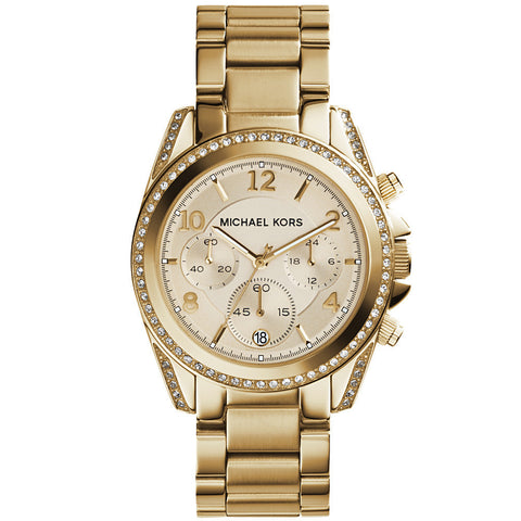 Michael Kors Women's Runway Watch MK5166 - Free Shipping -  Promenade Watches